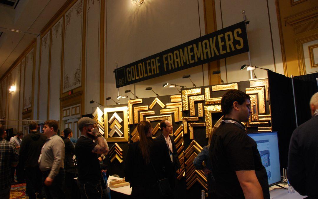 Lavinia´s Framing presente en la West Frame & Art Expo 2019